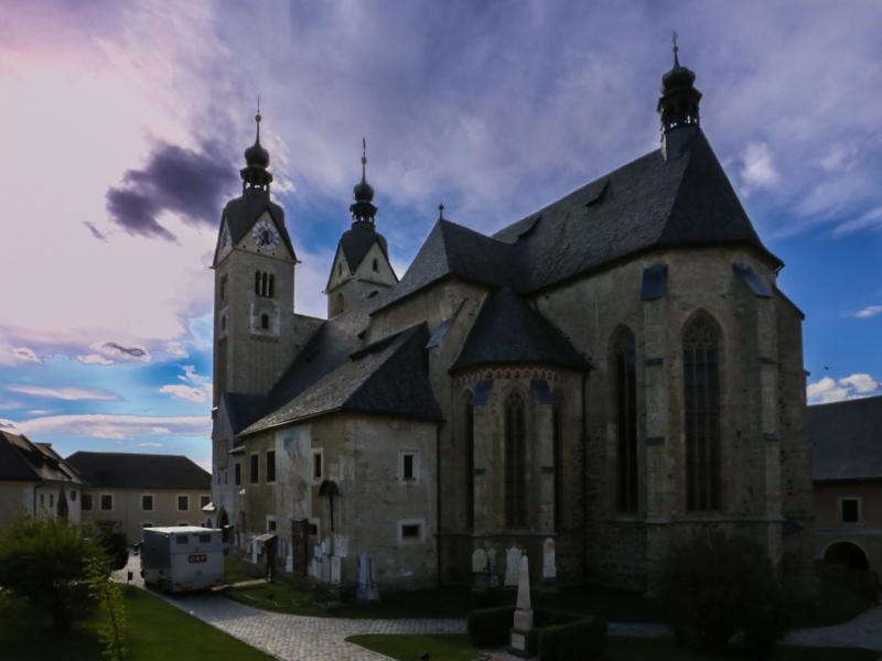 Slika 7: Stolnica v Gospe Sveti, © Michael Stern