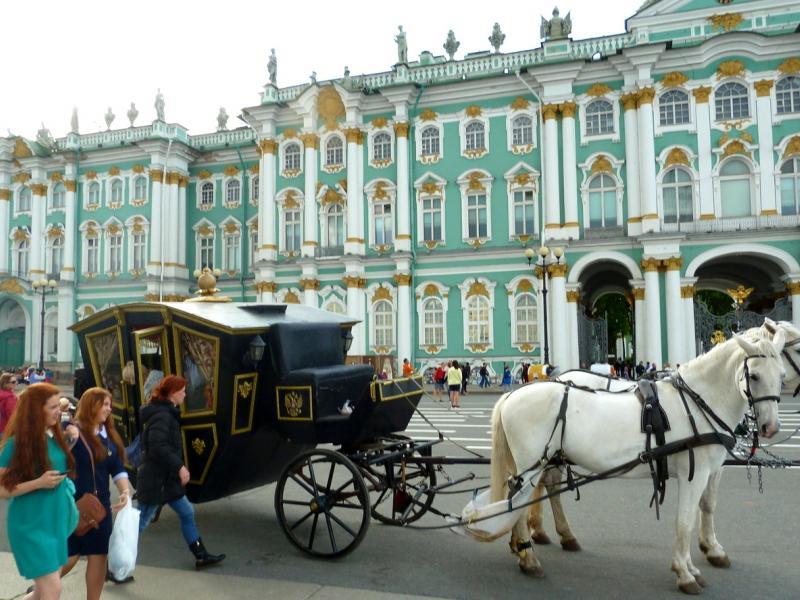Slika 5: Muzej Ermitaž, © Sonja Prohinig