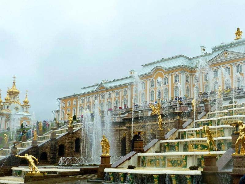 Slika 6: Petrov dvorec, © Sonja Prohinig