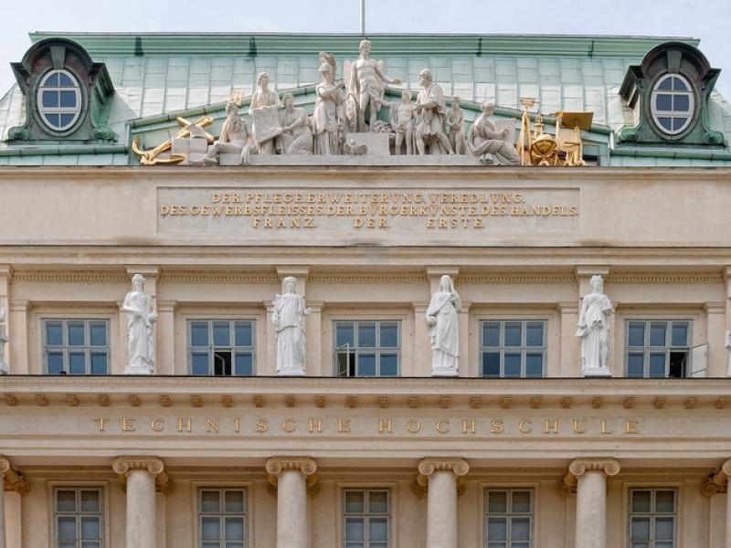 Slika 2: Tehniška univerza (TU) na Dunaju, © www.tuwien.ac.at