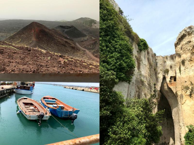 Slika 3: Sicilija - krasna dežela!, © Matej Trampusch-Novak in Marica Mletschnig
