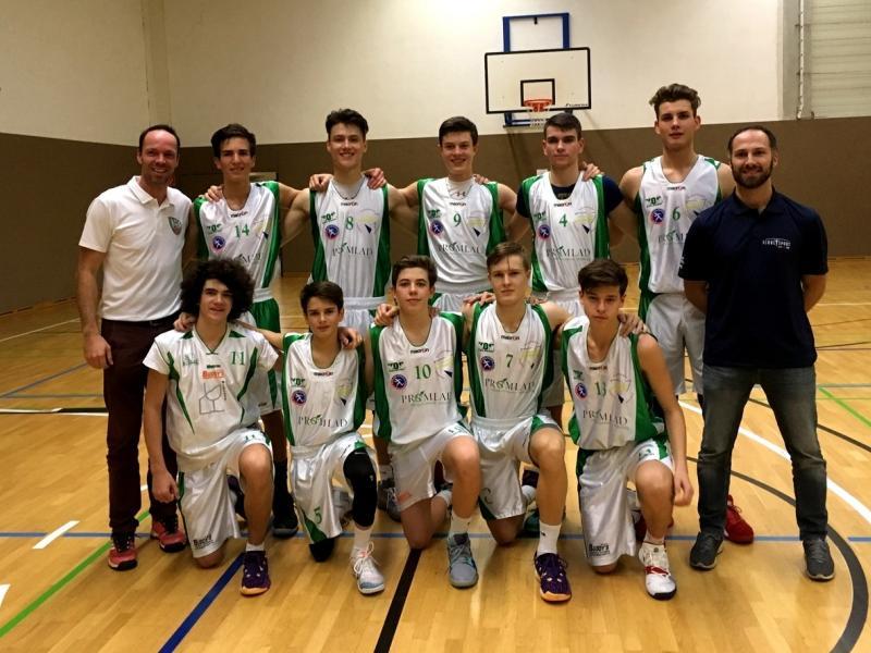 Slika 1: Ekipa Slovenske gimnazije, © Smolej