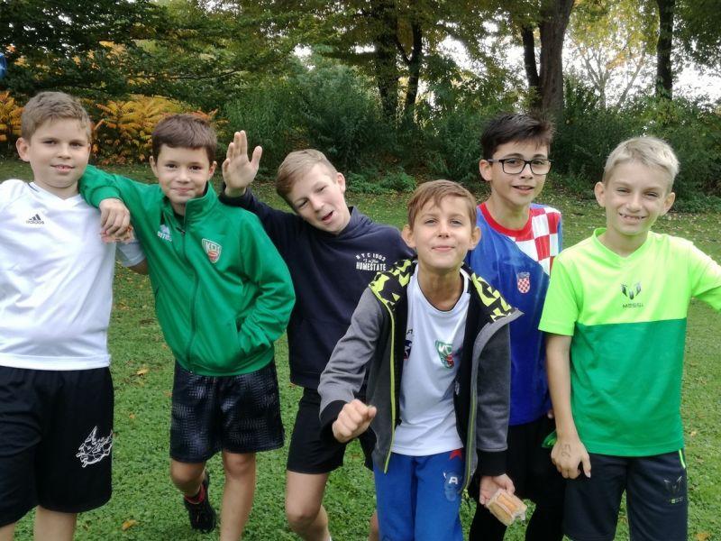 Slika 4: Fantovska ekipa nižje stopnje, ©Magdalena Kulnik
