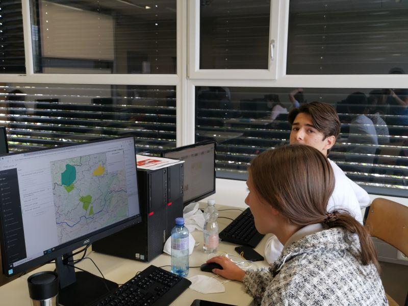 Slika 1: Pri izdelavi kartografij - Češka gmota