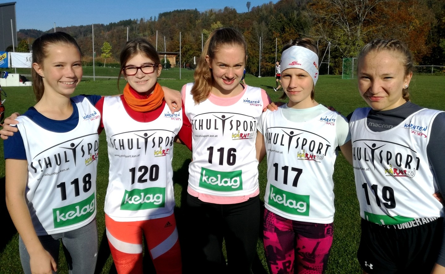 Cross-Country-Lauf (Land), 2018