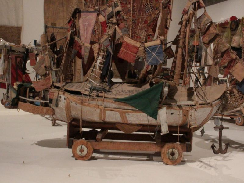 Slika 2: Prispevek Portugalske k razstavi v Benetkah