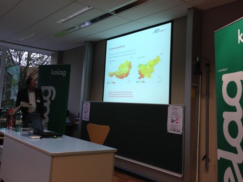 Slika 1: Impulzno predavanje o fotovoltaiki