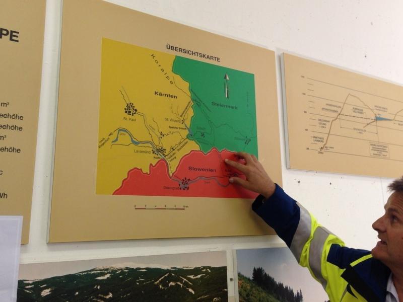 Bild 5: Grenzüberschreitende Energie