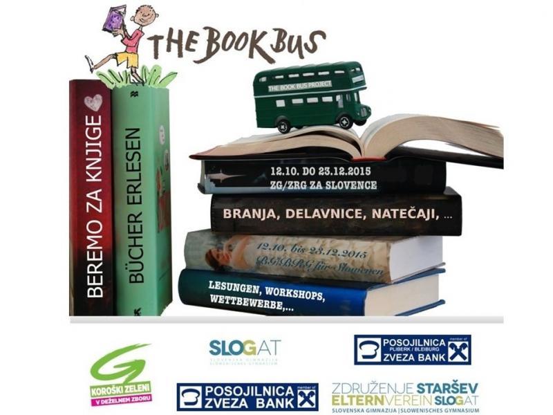 """Slika 4: Plakat projekta """"Beremo za knjige"""", © Tatjana Koncilia"""
