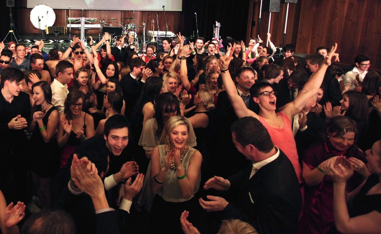 Maturantski ples SLOG 2015